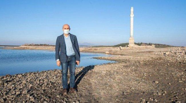 Tunç Soyer: Susuzluk tehdidi kapımızda