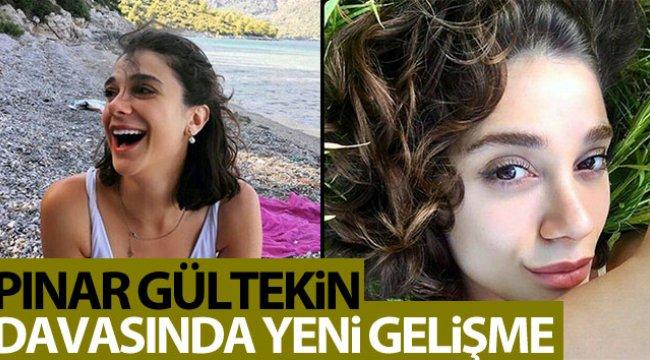 Pınar Gültekin cinayetinde reddi hakim talebi reddedildi