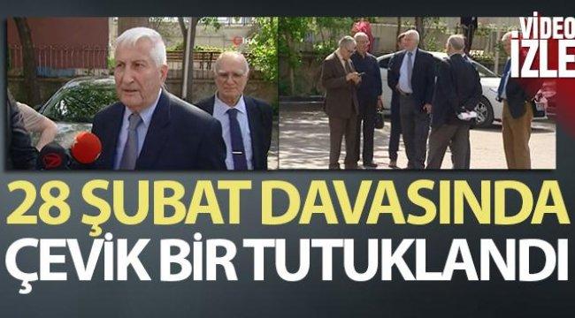 Çevik Bir Bodrum'dan İstanbul'a giderken yakalandı