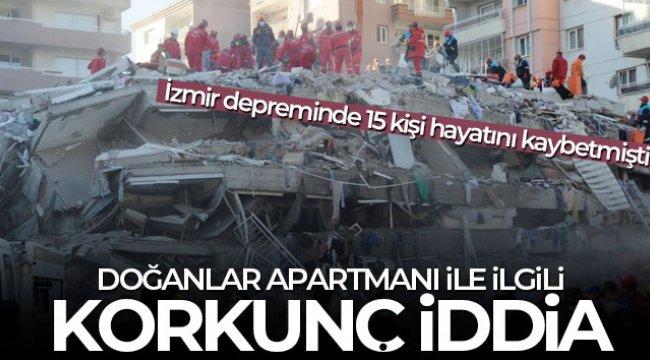 15 kişinin öldüğü Doğanlar Apartmanı ile ilgili korkunç iddia
